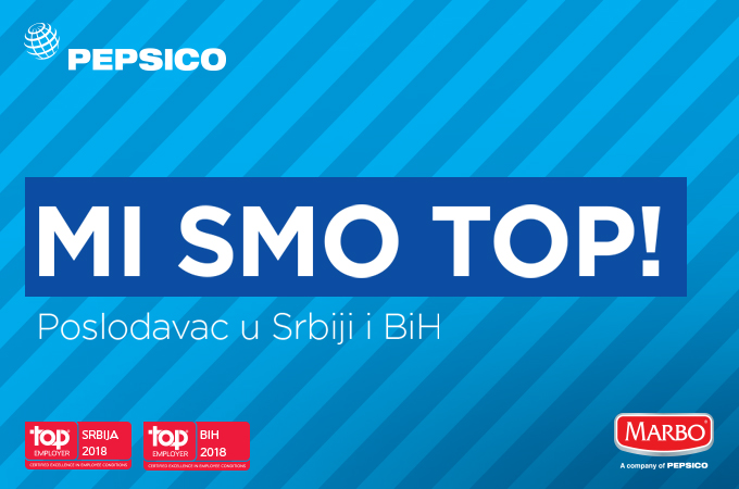 Mi smo Top Employer